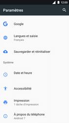 Nokia 5 - Device maintenance - Back up - Étape 6