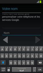 Samsung Galaxy S2 - Premiers pas - Créer un compte - Étape 9