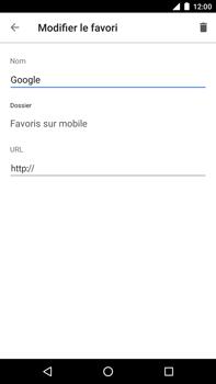 Huawei Nexus 6P - Android Oreo - Internet - Navigation sur Internet - Étape 10