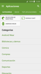 Samsung Galaxy A3 (2016) - Aplicaciones - Descargar aplicaciones - Paso 6