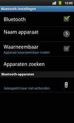 Samsung I9001 Galaxy S Plus - Bluetooth - headset, carkit verbinding - Stap 9