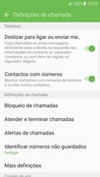 Samsung Galaxy S7 Edge - Chamadas - Como bloquear chamadas de um número -  6