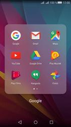 Huawei Huawei Y5 II - E-mail - e-mail instellen (gmail) - Stap 3