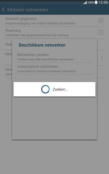 Samsung Galaxy Tab 4 (T335) - Netwerk - Handmatig netwerk selecteren - Stap 11