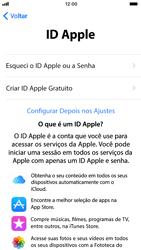 Apple iPhone 8 - Primeiros passos - Como ativar seu aparelho - Etapa 18