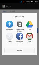 Huawei Y3 - Internet - Navigation sur Internet - Étape 17