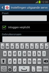 Samsung Galaxy Fame Lite (S6790) - E-mail - Account instellen (IMAP zonder SMTP-verificatie) - Stap 14
