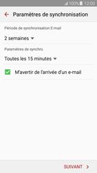Samsung J500F Galaxy J5 - E-mail - Configuration manuelle - Étape 15