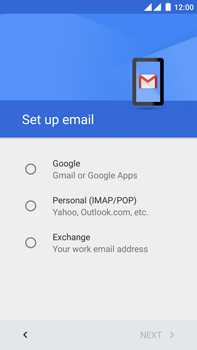 OnePlus 2 - Email - Manual configuration - Step 7