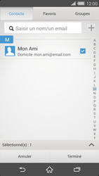 Sony Xperia Z2 - E-mails - Envoyer un e-mail - Étape 7