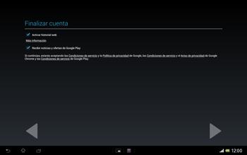 Sony Xperia Tablet Z - Aplicaciones - Tienda de aplicaciones - Paso 19