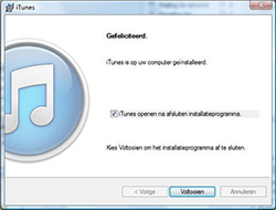Apple iPhone 4 (iOS 6) - software - pc suite installeren - stap 5