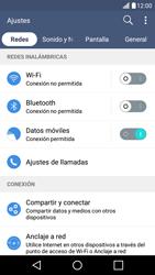 LG K10 4G - Bluetooth - Conectar dispositivos a través de Bluetooth - Paso 4