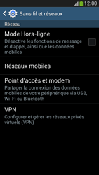 Samsung I9195 Galaxy S IV Mini LTE - MMS - Configuration manuelle - Étape 5