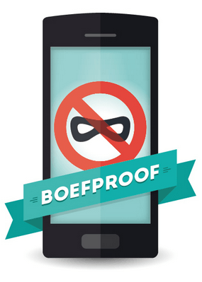 Alcatel OneTouch POP 3 (5) 3G (OT-5015X) - Beveilig je toestel tegen verlies of diefstal - Maak je toestel eenvoudig BoefProof - Stap 1