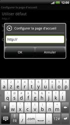 HTC X515m EVO 3D - Internet - Configuration manuelle - Étape 16