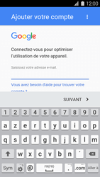 Samsung G900F Galaxy S5 - E-mail - Configuration manuelle (gmail) - Étape 10