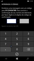 Microsoft Lumia 950 - Aplicações - Como configurar o WhatsApp -  8