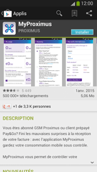 Samsung I9300 Galaxy S III - Applications - MyProximus - Étape 8