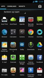 Acer Liquid S2 - E-mail - Hoe te versturen - Stap 3
