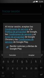 HTC One M8 - E-mail - Configurar Gmail - Paso 12