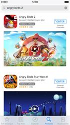 Apple iPhone 6 iOS 9 - Aplicações - Como pesquisar e instalar aplicações -  13