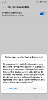 Huawei P20 Pro - Réseau - Utilisation à l
