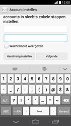Huawei Ascend P6 LTE - E-mail - handmatig instellen - Stap 7