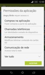 Sony Xperia E1 - Aplicações - Como pesquisar e instalar aplicações -  18