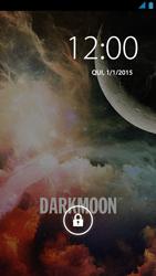 Wiko Darkmoon - Primeiros passos - Como ligar o telemóvel pela primeira vez -  13