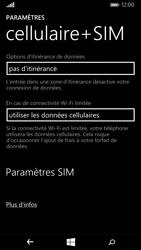 Microsoft Lumia 535 - MMS - configuration manuelle - Étape 7