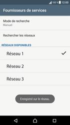 Sony Sony Xperia E5 (F3313) - Réseau - Sélection manuelle du réseau - Étape 12