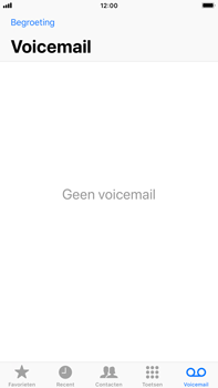 Apple iphone 6s plus met ios 11 mode a1687 - Voicemail - Visual Voicemail - Stap 14