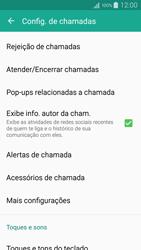 Samsung Galaxy A5 - Chamadas - Como bloquear chamadas de um número específico - Etapa 8