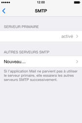 Apple iPhone 4 - E-mails - Ajouter ou modifier un compte e-mail - Étape 16