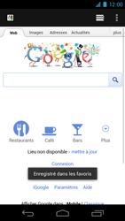 Samsung I9250 Galaxy Nexus - Internet - Navigation sur Internet - Étape 6