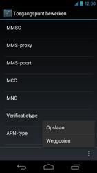 ZTE V9800 Grand Era LTE - Internet - Handmatig instellen - Stap 14
