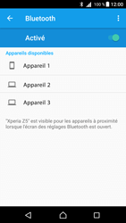 Sony Xperia Z5 - Android Nougat - WiFi et Bluetooth - Jumeler votre téléphone avec un accessoire bluetooth - Étape 6