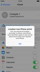 Apple iPhone 6s iOS 10 - Device maintenance - Back up - Étape 9