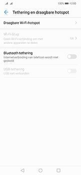 Huawei mate-20-lite-dual-sim-model-sne-lx1 - WiFi - Mobiele hotspot instellen - Stap 5