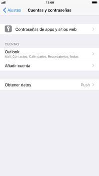 Apple iPhone 7 Plus iOS 11 - E-mail - Configurar Outlook.com - Paso 10