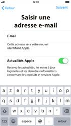 Apple iPhone 8 - Premiers pas - Créer un compte - Étape 24