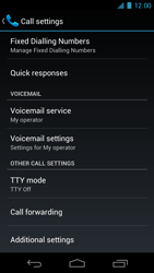 Samsung I9250 Galaxy Nexus - Voicemail - Manual configuration - Step 5