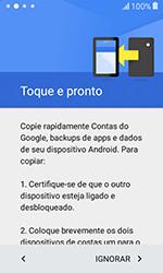 Samsung Galaxy J1 - Primeiros passos - Como ativar seu aparelho - Etapa 10