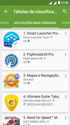 """Alcatel Pixi 4 (5"""") - Aplicações - Como pesquisar e instalar aplicações -  11"""