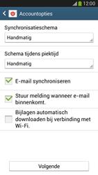 Samsung G386F Galaxy Core LTE - E-mail - Account instellen (IMAP zonder SMTP-verificatie) - Stap 17