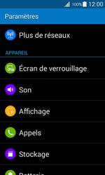 Samsung Galaxy Ace 4 - Sécuriser votre mobile - Activer le code de verrouillage - Étape 4