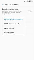 Samsung Galaxy Xcover 4 - Réseau - Changer mode réseau - Étape 7