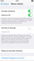 Apple iPhone 6 - Réseau - Changer mode réseau - Étape 4