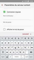 Samsung A3 (2016) - E-mail - Configuration manuelle - Étape 12